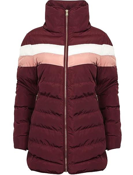 80fa17291 Tokyo Laundry Women's Kernel Retro Style Long Line Ski Puffer Jacket