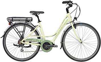 Adriatica - Bicicleta eléctrica Sity MAX para Mujer, Shimano 250 W ...