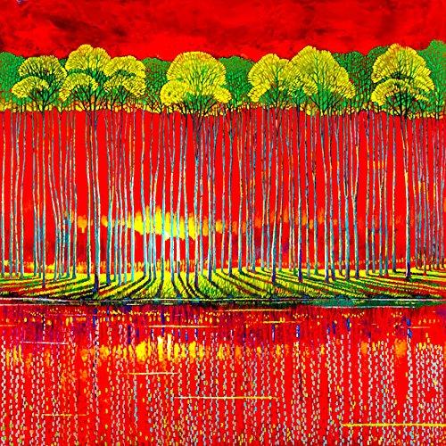 Ford Smith Crimson Ovation Giclee Canvas S/N w/ COA (40