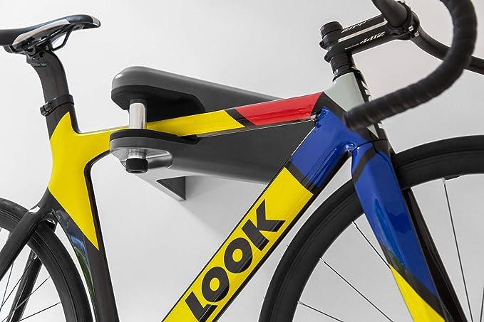 Hiplok AIRLOK Indoor Bicycle Holder Montado en Pared Gris ...