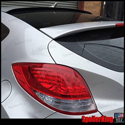 Amazon.com: Spoiler King Roof Spoiler (284R) Compatible with Hyundai Veloster 2012-on: Automotive