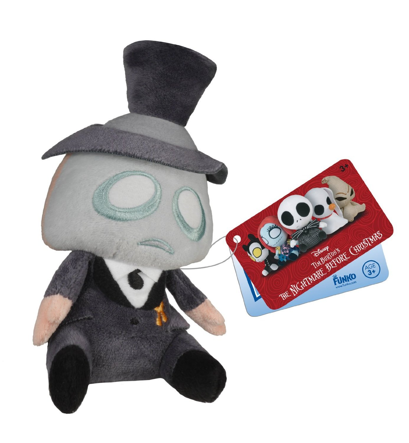 Amazon.com: Funko Mopeez: Nightmare Before Christmas Action Figure, Pumpkin King: Funko Mopeez:: Toys & Games