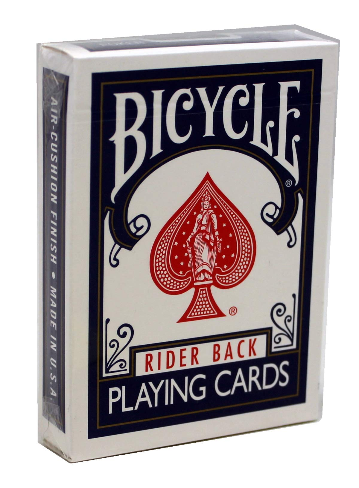 Ultimate Marked Deck (BLUE Back Bicycle Cards) - Trick by Magic Dream (Image #1)