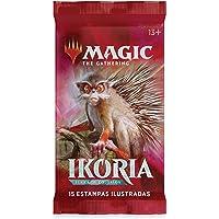 Magic The Gathering Ikoria Terra de Colossos, Draft Booster, Português BR, 1 Unidade