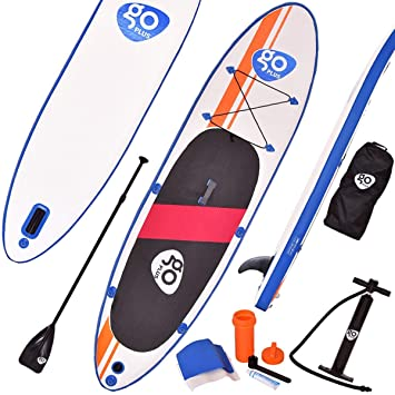 COSTWAY Tablas Paddle Board Hinchables Remo Surf Tablero Sup Board Stand Up Set 300 * 76