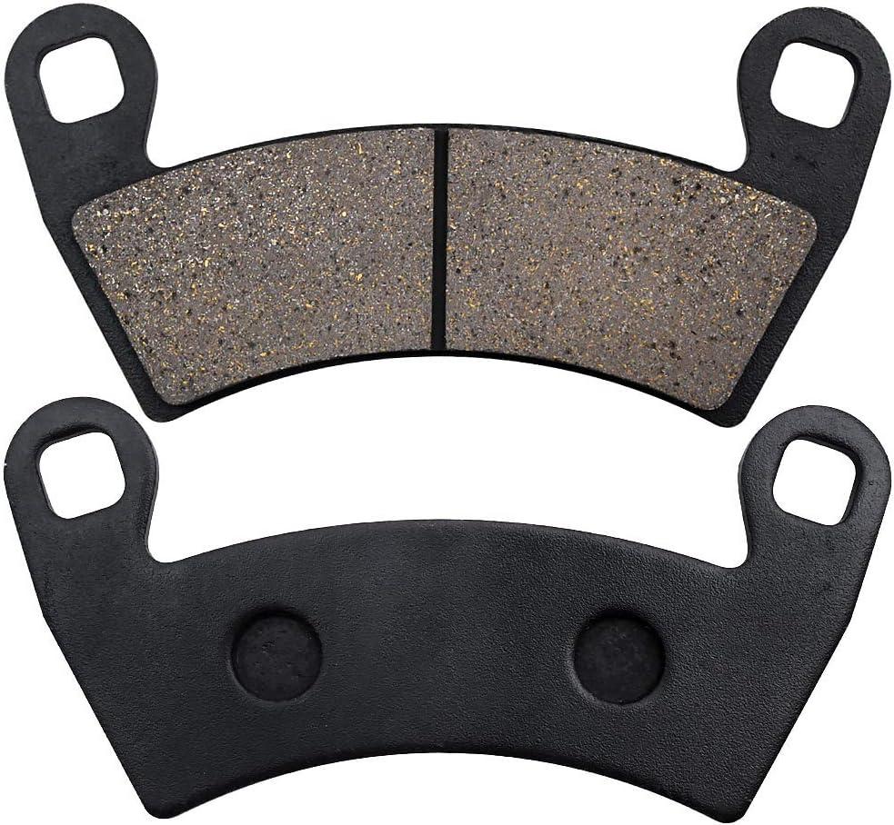 Motorcycle Front Brake Pads for POLARIS Ranger EV Electric 2010-2012 2013 2014