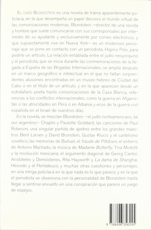 El caso Blondstein: Amazon.es: Higinio Polo: Libros