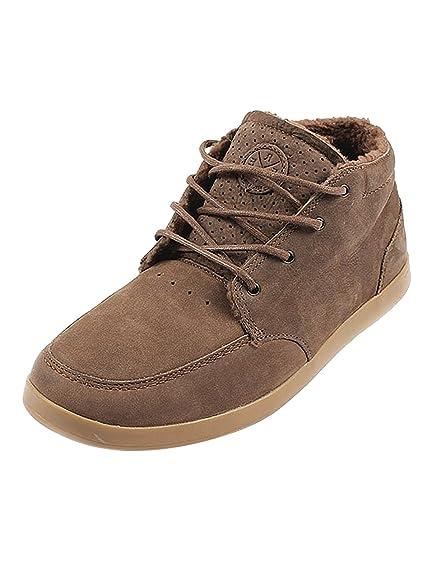 Reef Spiniker Mid LS Mens Shoes (UK 7, Brown)