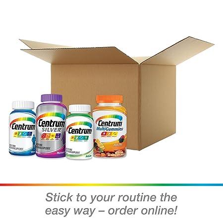 Amazon.com: Centrum Adult VitaMints (120 Count, Raspberry Flavor) Multivitamin / Multimineral Supplement Chewable, B Vitamins, Antioxidants: Health ...