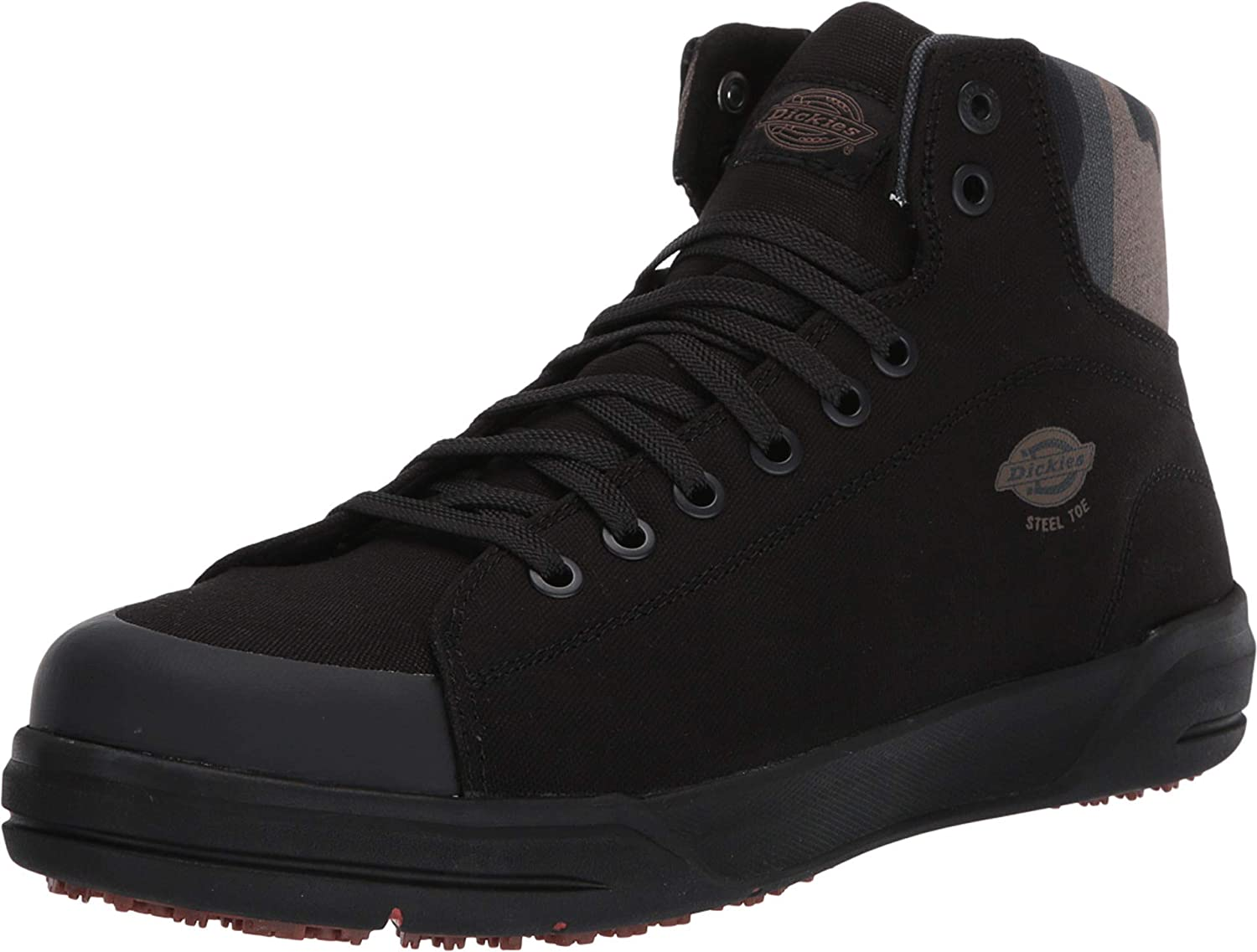 Dickies Men's Supa Dupa Mid St ASTM Sr Fire and Safety Shoe: Shoes