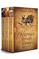 Heroes Through History Series 3-Book Boxed Set: Civil War historical romance: A love story in old Virginia (Heroes Through History (Books 1-3)) Kindle Edition