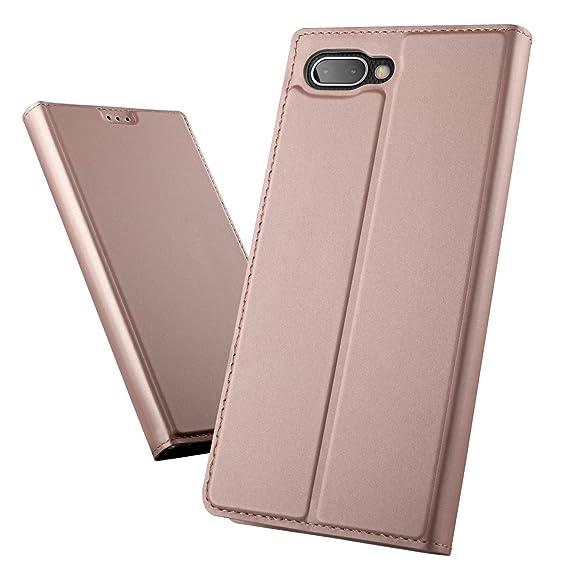 buy online 4bcb5 c02c5 Amazon.com: BlackBerry Keyone 2 Case, FugouSell Premium PU Leather ...