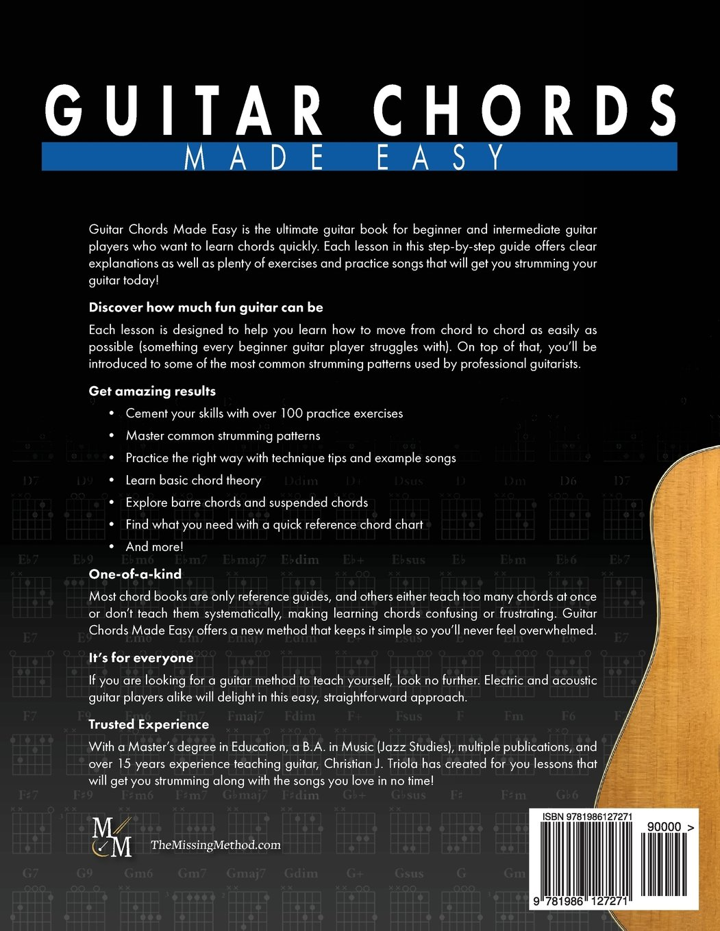 Amazon Guitar Chords Made Easy Level 1 Basic Chords Simple