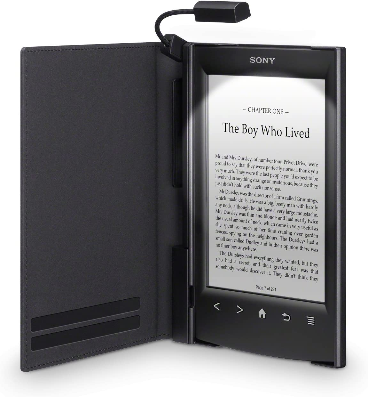 Sony PRSA-CL22 - Tapa protectora con luz para lector de eBook ...