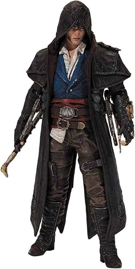 Amazon Com Assassin S Creed Mcfarlane Toys Syndicate Exclusive
