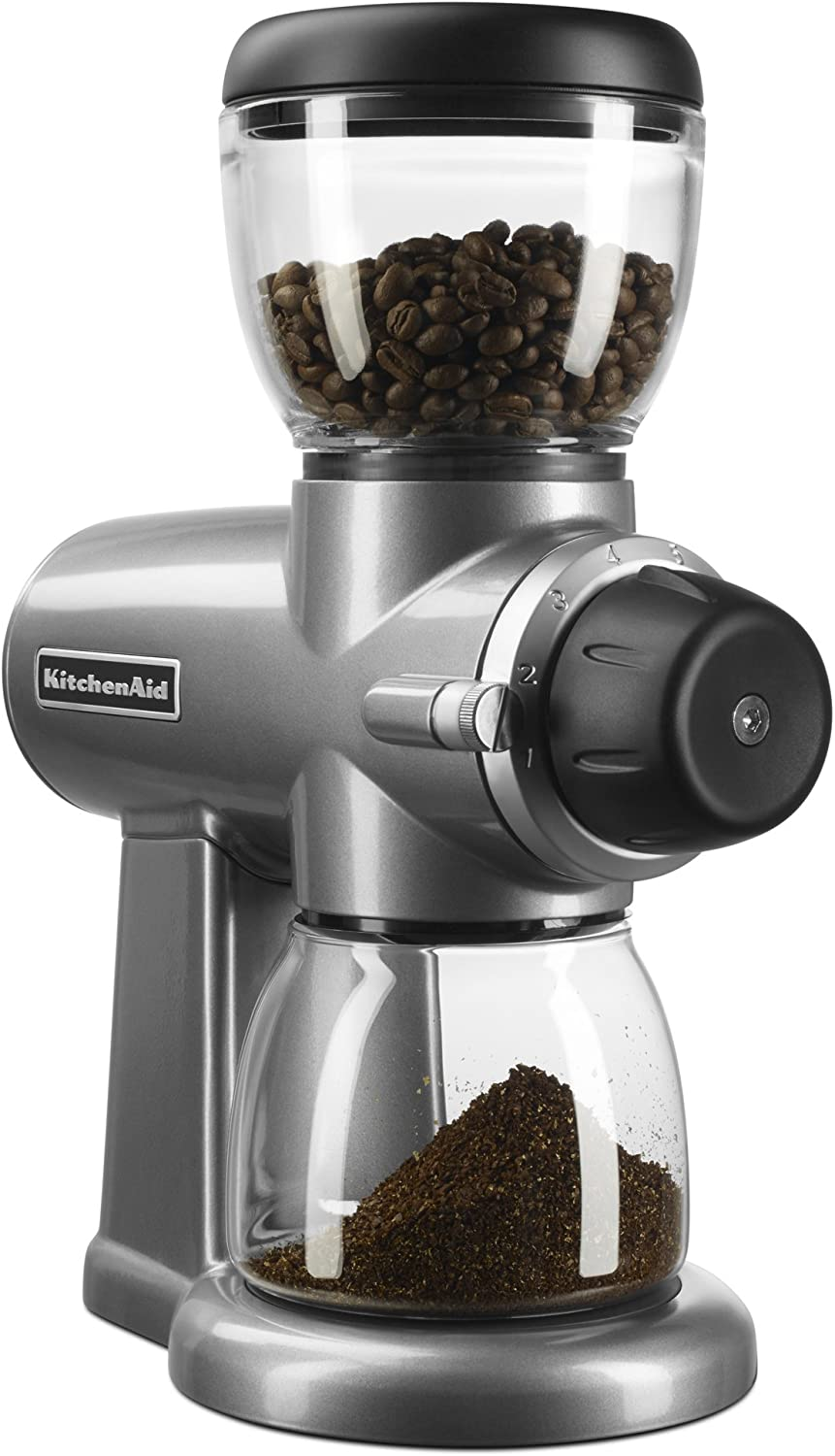 Top 7 Most desired Best coffee grinder for Chemex- Experts choice 6