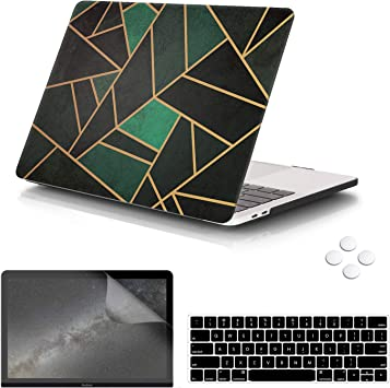 ICasso Macbook New Pro 13 Case 2017 And 2016 Release Hard Shell Cover For Newest