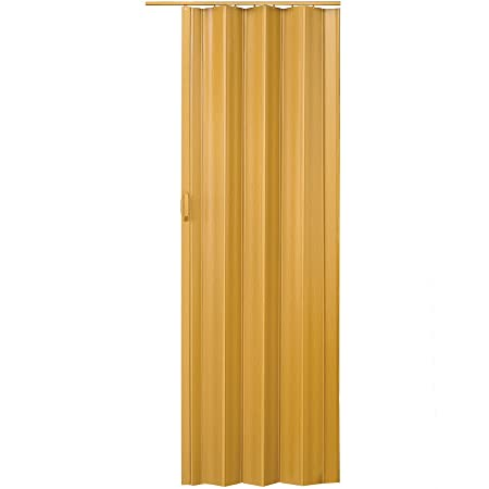 TecTake PVC internal plastic folding door washable dimensions 80 x ...