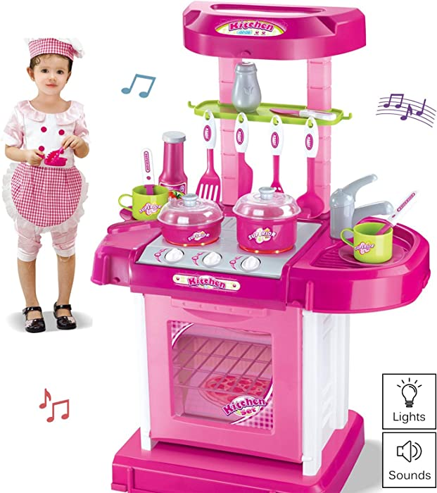 Top 9 Stove Blender Playset