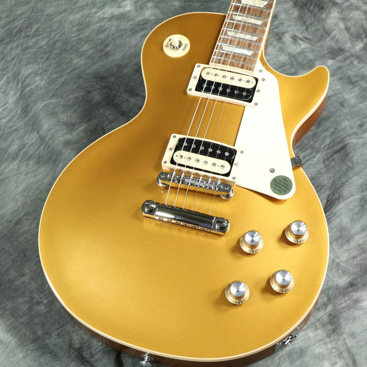 数量は多い  【アウトレット】Gibson Gold USA/Les Paul Paul Classic 2019 Gold Top ギブソン ギブソン B07RBS4PHW, モダンインテリア Picchio:fbe040f9 --- fitnessmarathi.com
