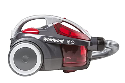Hoover Whirlwind SE71 WR01 Cylinder Vacuum Cleaner Without Pets Turbo Brush 700 W