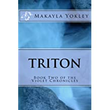 Triton (The Violet Chronicles Book 2)