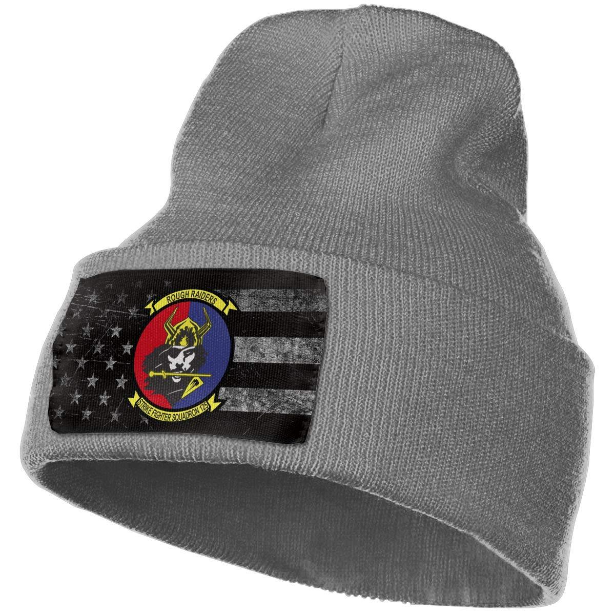 VFA-146 Blue Diamonds Mens Beanie Cap Skull Cap Winter Warm Knitting Hats.