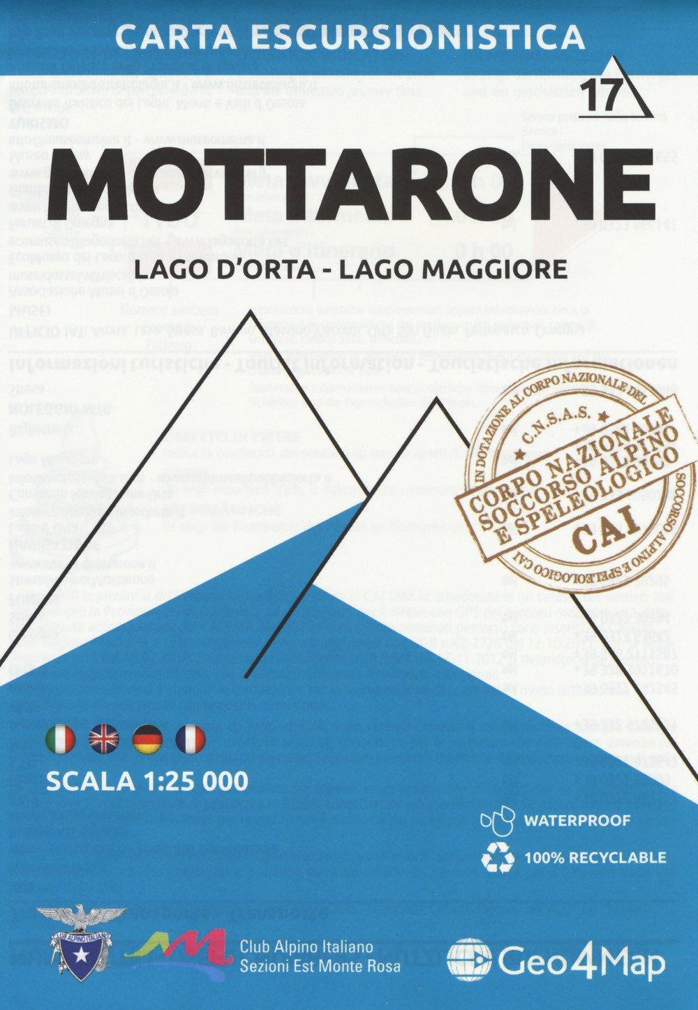 Cartina Lago Maggiore Stradale.Amazon It Mottarone 1 25 000 Lago D Orta Lago Maggiore Lingua Inglese Vol 17 Geo4map Libri In Altre Lingue