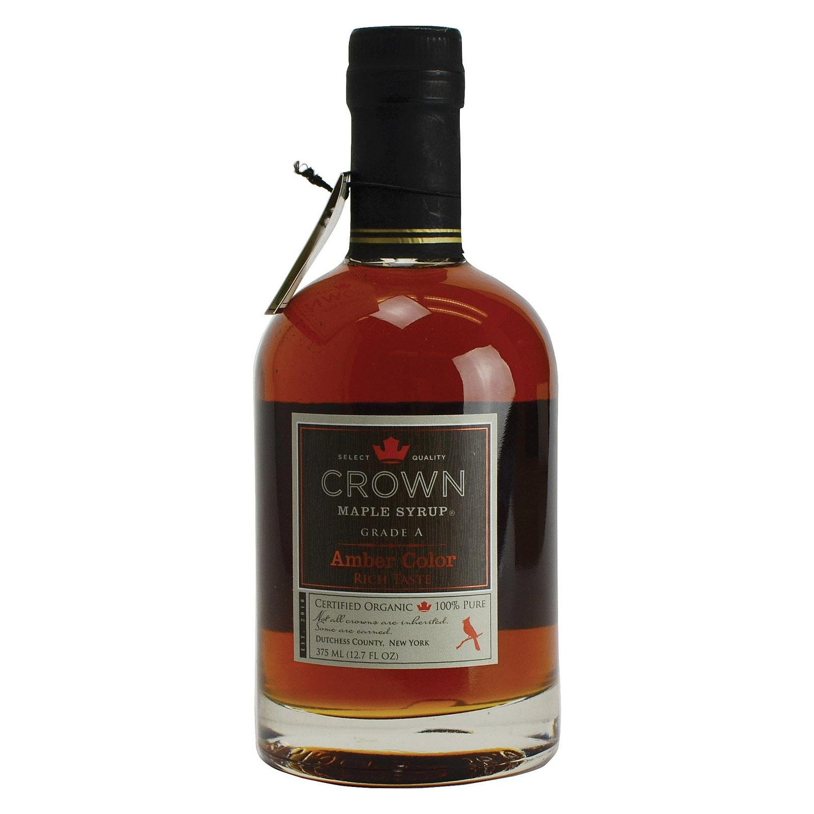 Crown Maple Syrup Maple Amber Color