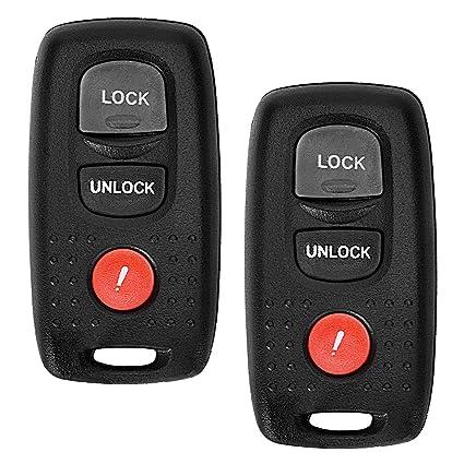 Amazon.com: yitamotor mando a distancia sin llave entrada ...