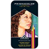 Prismacolor Premier Colored Pencils, Soft Core, 36 Piece