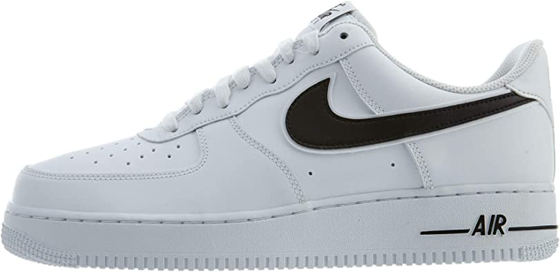 Nike AIR Force 1 '07 3 AO2423 101 Size 9 White, Black