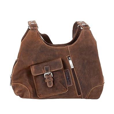 7061ae91f1dbb Greenburry VINTAGE 1917-25 kleine Leder Handtasche