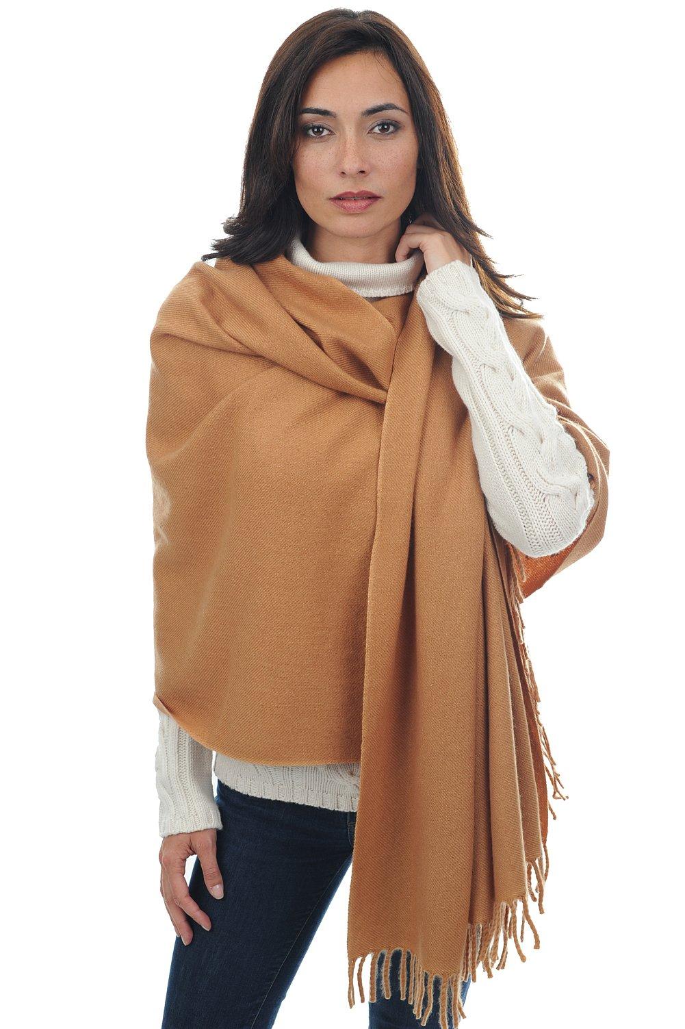 3f43230803a5 Accessoire Top Tendance Écharpe Femme Étole Pashmina Cachemire Foulard  Châle Automne – Hiver Touché Soyeux Couleur Uni 200 x 90cm (+ 30 couleurs)