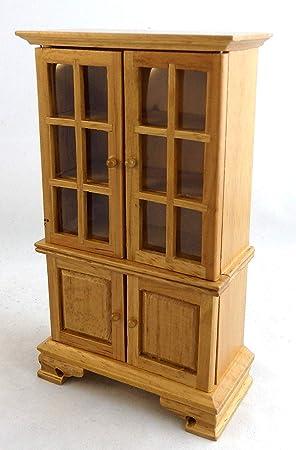 Melody Jane Poupées Miniature 1:12 Échelle Meuble Chêne