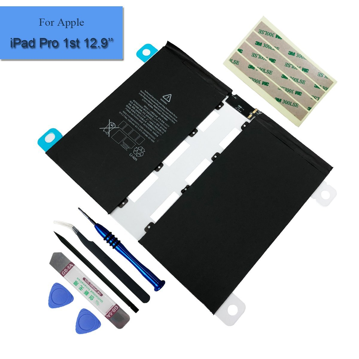 Bateria Tablet para Apple iPad Pro 12.9'' 1st 10307mAh 38.8W
