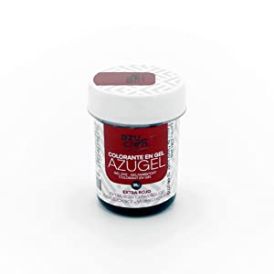 Food Colouring - Concentrated Paste Colourfor Icing, Sugarpaste, Fondant and Much More- 35 G (Red)