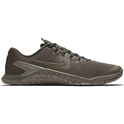 3a1c6996ca4d Image Unavailable. Image not available for. Color  Nike Men s Metcon 4 Viking  Quest Training Shoe RIDGEROCK MTLC Pewter-Anthracite-Black