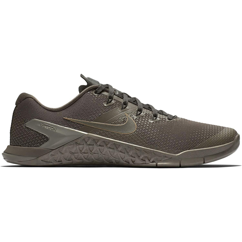 Nike Men's Metcon 4 Viking Quest Training Shoe RIDGEROCK/MTLC Pewter-Anthracite-Black 7.0 by Nike (Image #1)
