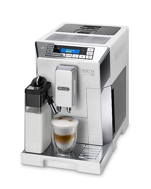 DeLonghi ECAM 45.766.W Cafetera Máquina espresso ...