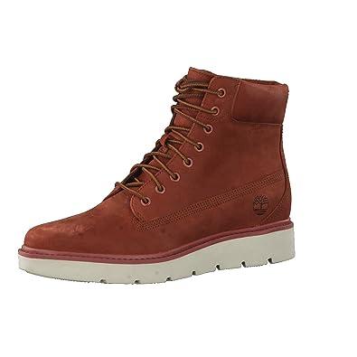 Timberland Damen Boots Kenniston 6 inch Lace Up Dunkelbraun