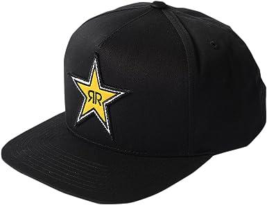 Factory Effex Unisex-Adult Snpbk Hat Black, one size