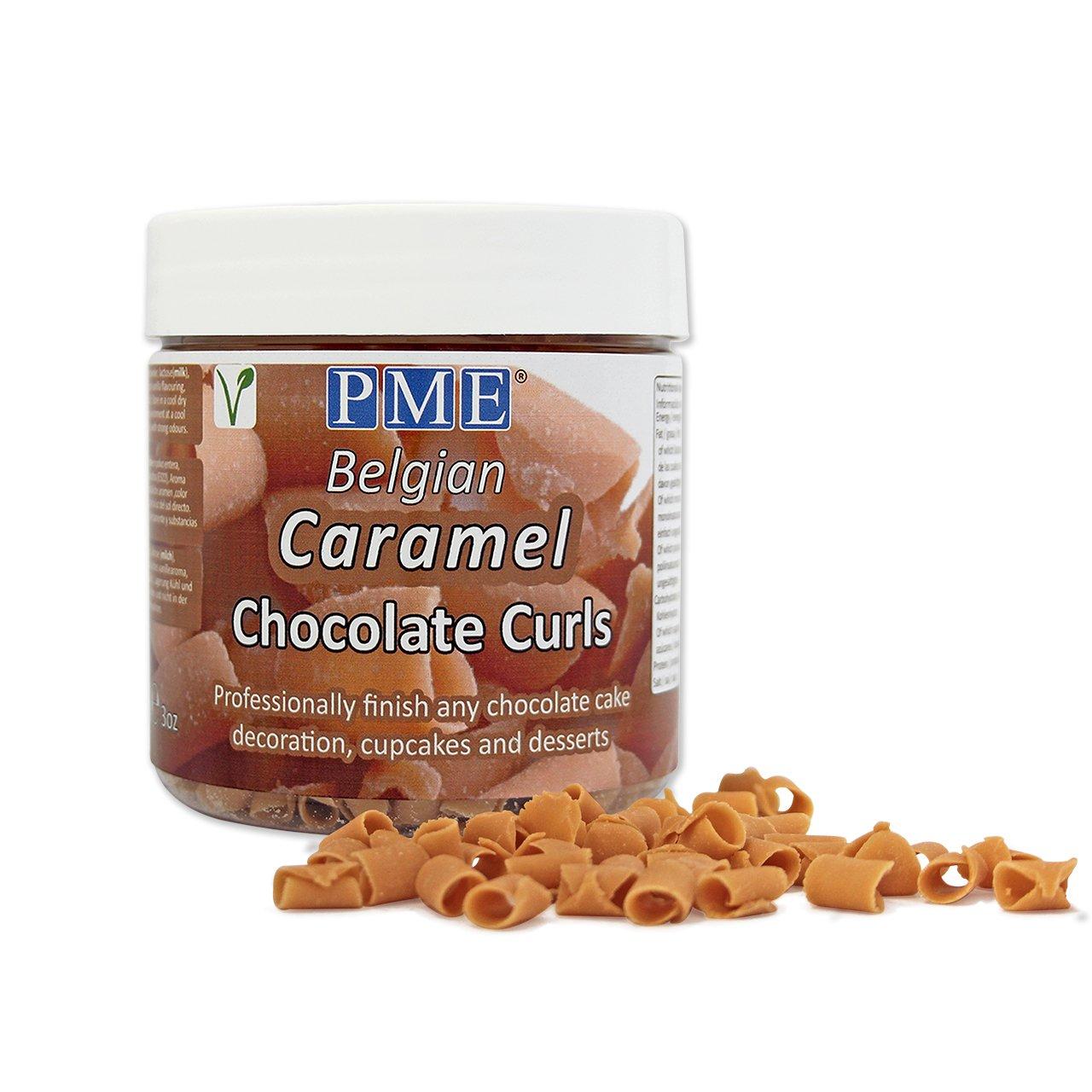Bizcochos de Chocolate con Caramelo Belga de PME 85 g: Amazon.es: Alimentación y bebidas