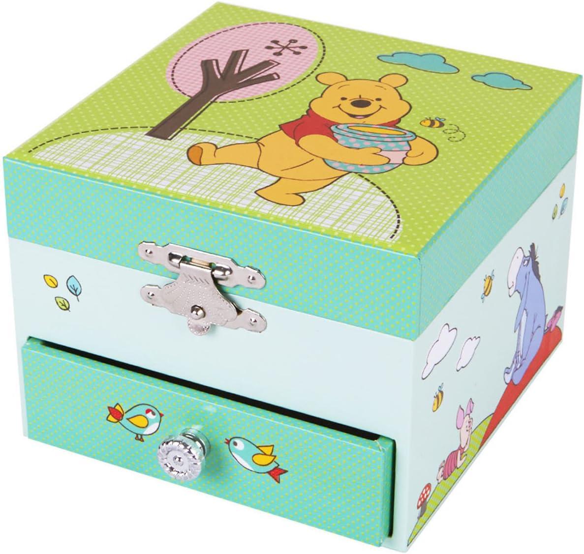 Trousselier Caja de música Disney Winnie The Pooh: Amazon.es ...