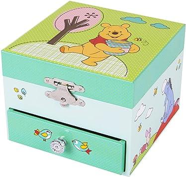 Trousselier Caja de música Disney Winnie The Pooh: Amazon.es: Juguetes y juegos