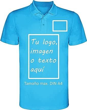 rainUP – Camiseta Técnica Deportiva Personalizable – Polo ...