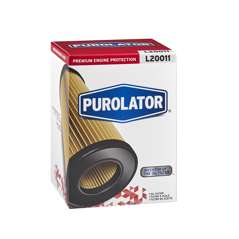 Amazon.com: Purolator L20011 PUROLATOR Filtro de aceite ...
