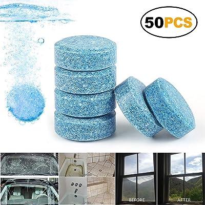 16 mm multifonctionnel effervescent Spray nettoyant concentré pour vitres en spray pour fenêtre de voiture 50PCS As Show Cuisine & Maison