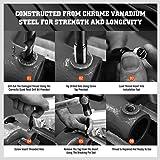 50pcs Thread Repair Installation Kit Stainless
