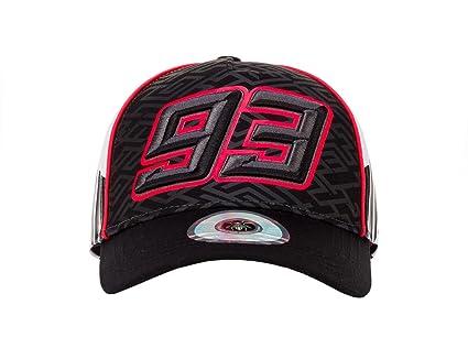 Marc Marquez 2018 Honda Motogp   93 berretto da baseball cappello 100%  cotone Taglia unica b847bc8074f9